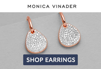 Campaign Monitor Email Marketing Customer Monica Vinader Earrings