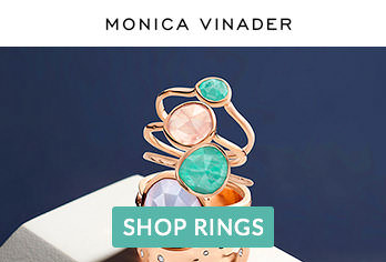 Campaign Monitor Email Marketing Customer Monica Vinader Rings