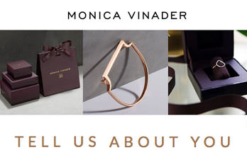 Campaign Monitor Customer Monica Vinader Survey Email