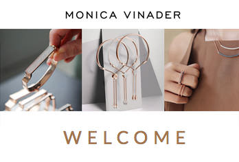 Campaign Monitor Customer Monica Vinader Welcome Email