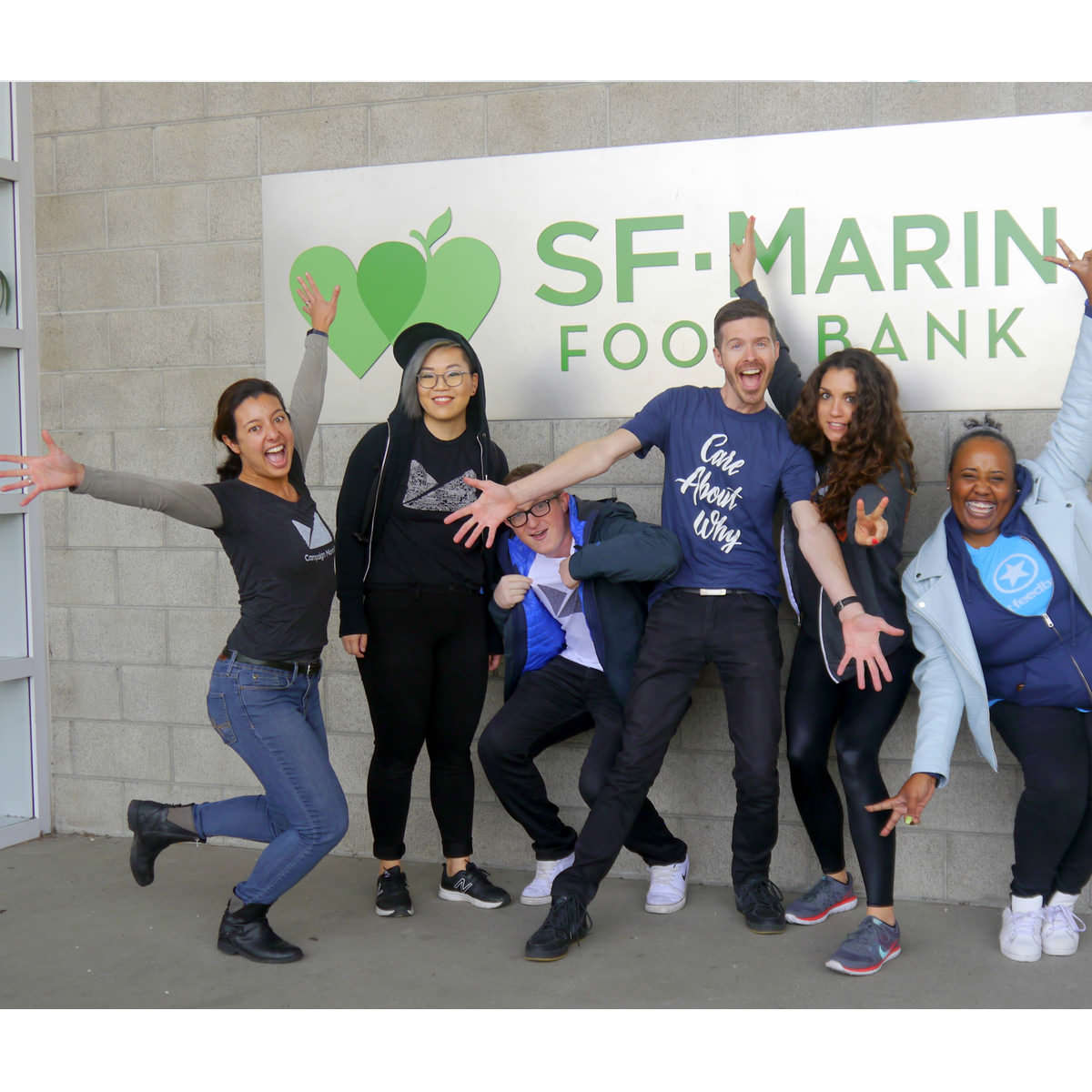 Annual Report - SF Marin Food Bank