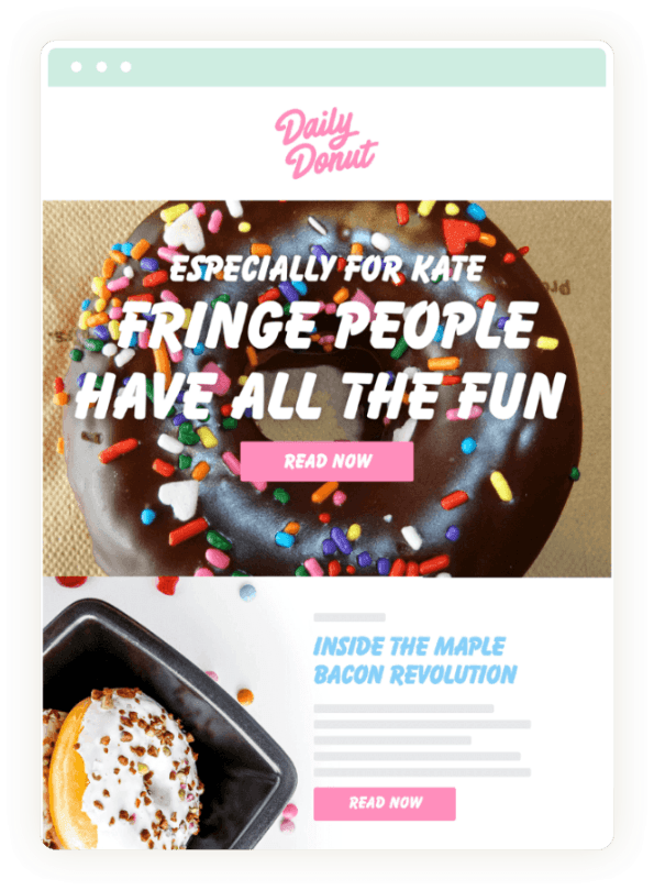 Daily Donut Newsletter 2
