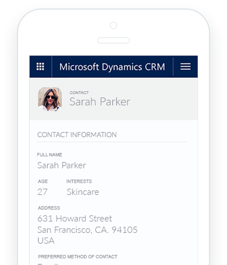Campaign Monitor for Microsoft Dynamics CRM