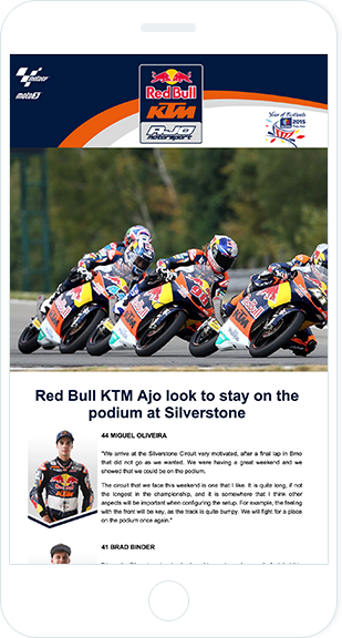 Email Marketing - Red Bull Mobile Marketing Offers Email