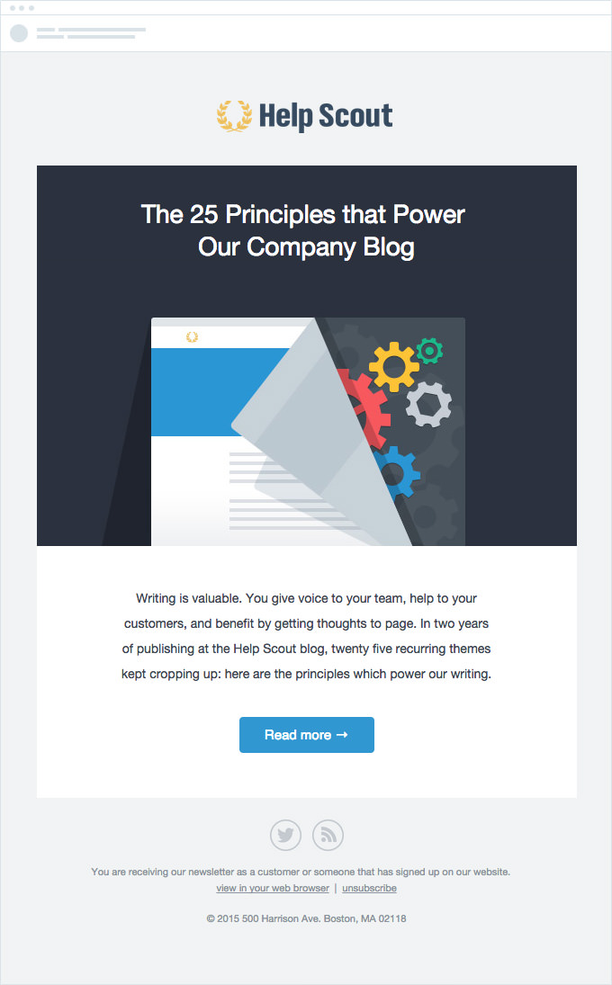 email automation email marketing strategy campaign monitor