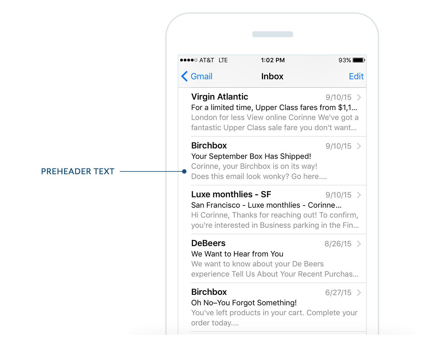 email marketing in the mobile era optimize for mobile campaign