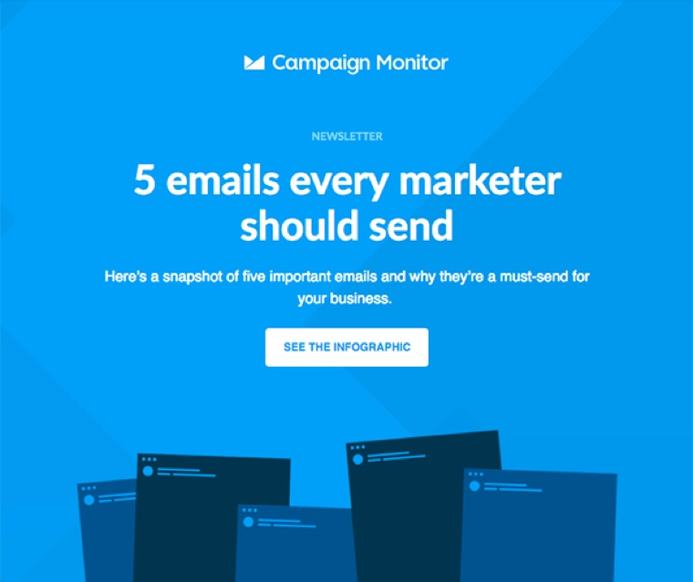 Populaire Why Email Marketing | Benefits of Email Marketing | Campaign Monitor JH98