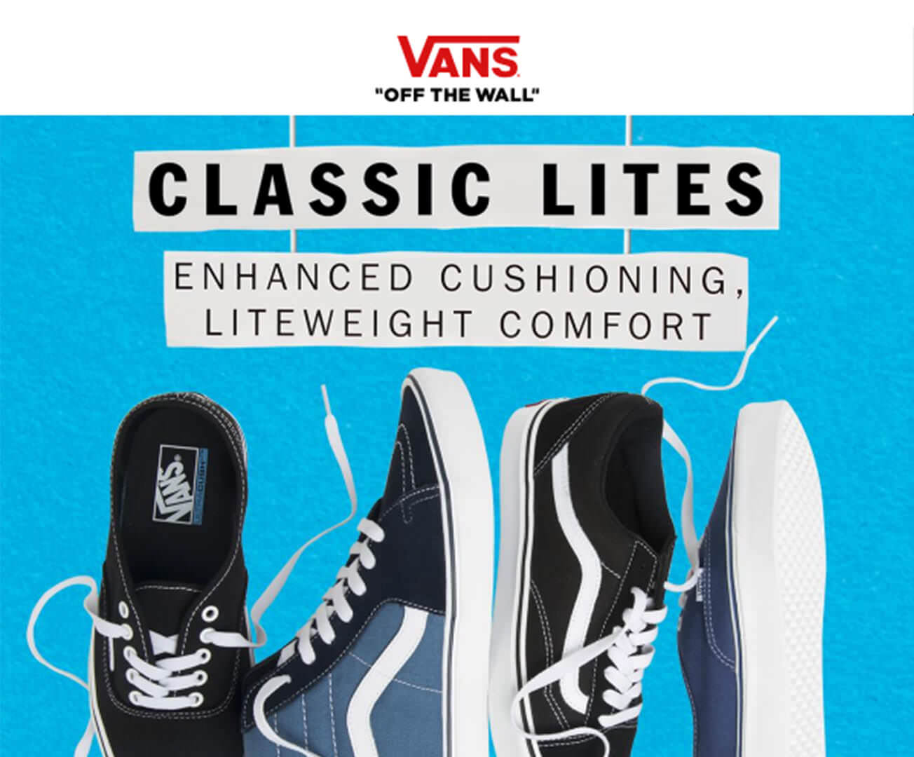 Vans - Email Marketing Campaign Example